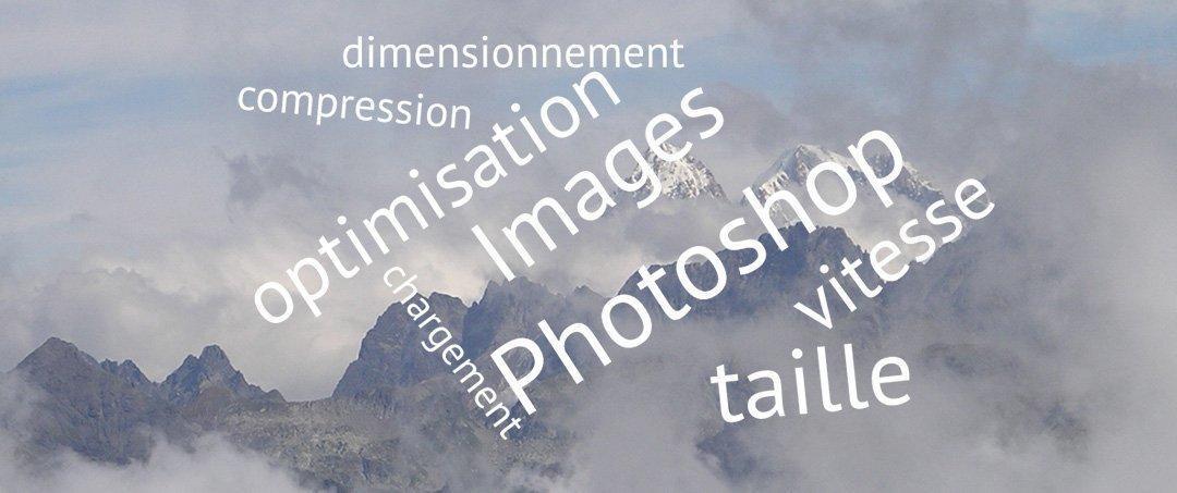 Optimisez vos images avec Photoshop