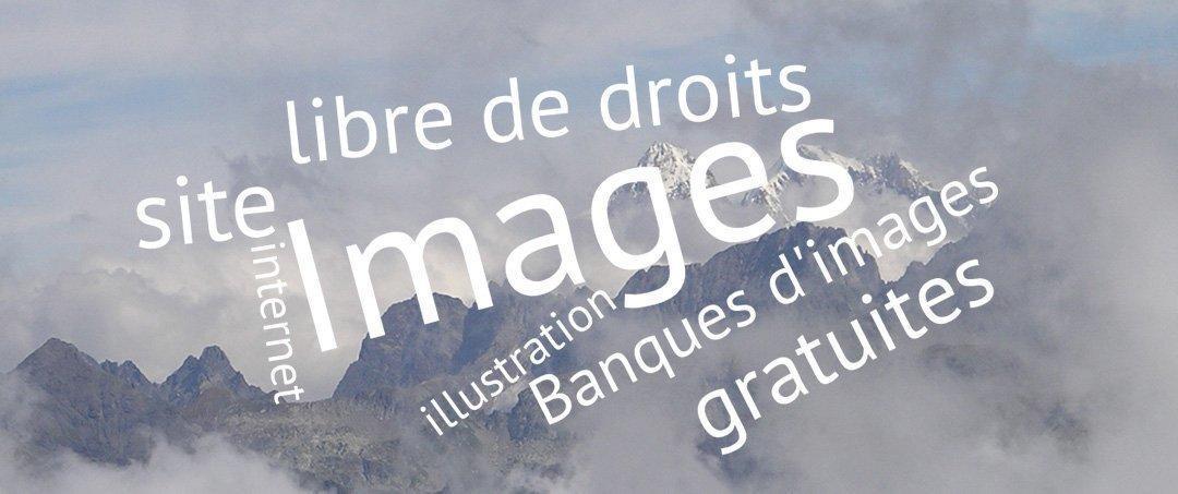Où trouver des images libres de droits