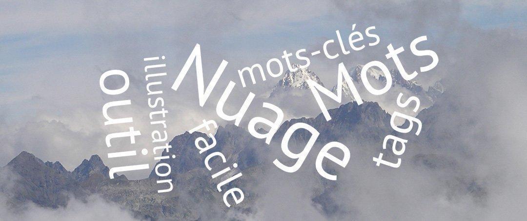 Illustrations : créez des nuages de mots